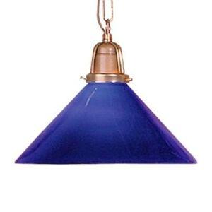 Barevné závěsné světlo SARINA, modré