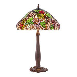 Stolní lampa KT9810+P927 v Tiffany stylu