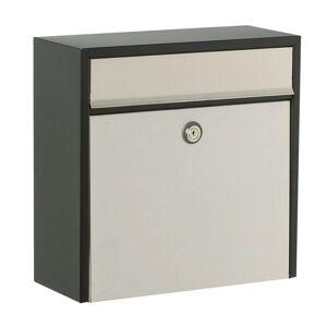 Robustní poštovní schránka 2500, cylindrický zámek