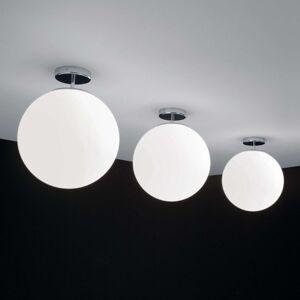 Skleněné stropní světlo Sferis