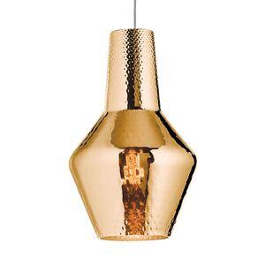 Závěsné světlo Romeo 130 cm antická zlatá metalíza