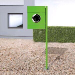 Stojanová poštovní schránka Letterman II zelená