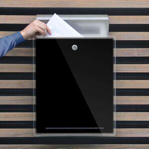 Poštovní schránka Letterman lII, černá