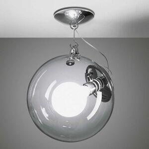 Artemide Miconos skleněné stropní světlo chrom