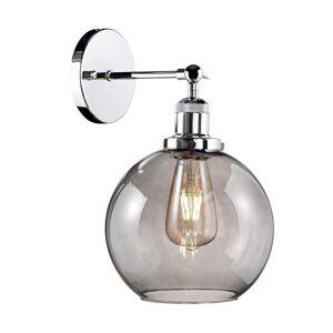 ALTAVOLA DESIGN LA035/W_smoky_chrom Nástěnná svítidla