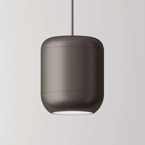 Axolight Urban LED závěsné svítidlo 26 cm nikl