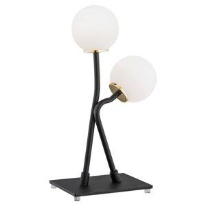 EULUNA Stolní lampa Fala, dva zdroje