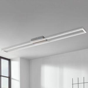Briloner Stropní světlo Frame, 3stupňově stmívací, 110x12cm