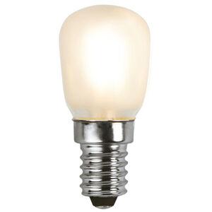 Best Season LED žárovka E14 T26 1,3W, teplá bílá, mražená