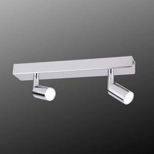 Moderně ztvárněné LED stropní svítidlo 2zdrojové