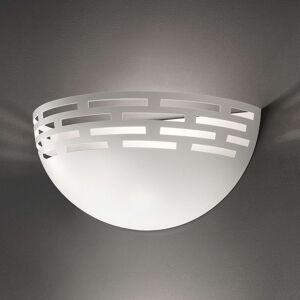 LED nástěnné světlo Greka, bílé
