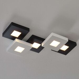 Bopp Cubus - černobílé LED stropní svítidlo, 5zdr