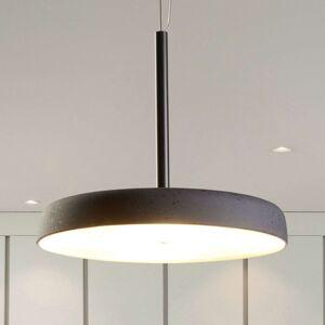 Casablanca Clavio Flat LED závěsné světlo keramika