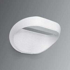 Cini&Nils Sestessa bílé LED nástěnné světlo, 24 cm