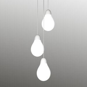 EGG BALSV3 opal 3.000 K Závěsná světla