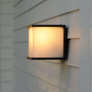 Eco-Light 1846 GR Venkovní nástěnná svítidla