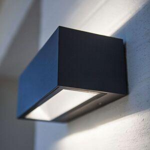 Moderní venkovní nástěnné LED svítidlo Nomra IP54