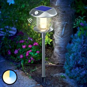 Esotec 102092 Solární lampy s pohybovým čidlem
