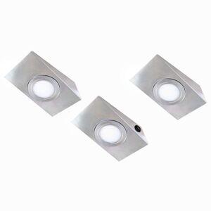 LED svítidlo do podhledů Keili, 2st. spínač, 3x