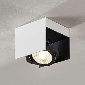 Arcchio Olinka LED stropní svítidlo, černobílé 1zd