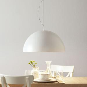 Lucande Lucande Maleo závěsné světlo 53cm bílá
