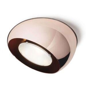 Fabbian Tools - LED podhledové svítidlo měď