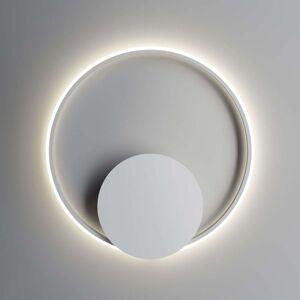 Fabbian Olympic LED nástěnné světlo Ø 60 cm bílé