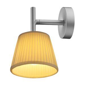FLOS Romeo Babe Soft W - krémová nástěnná lampa