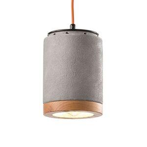 Závěsné světlo C988 skandinávský styl cement