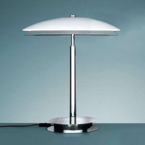 Fontana Arte 2280 - stolní lampa v bílé