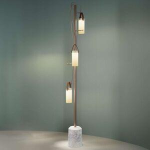 Fontana Arte Galerie - stojací lampa LED, 3zdr