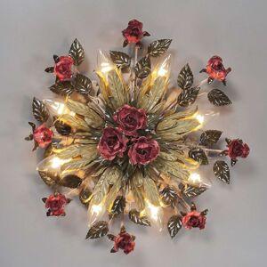 Osmizdrojové florentinské stropní světlo Fiama