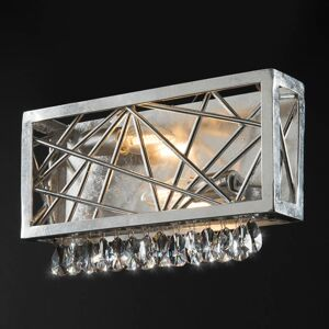 Ferro Luce 2516/A2 silver Nástěnná svítidla