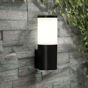 Nástěnné světlo Amelia pro venkovní použití, černá