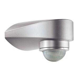 Praktický detektor pohybu LBS 360°/180° stříbrný