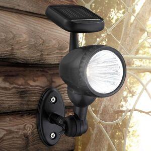 Solární venkovní nástěnné svítidlo Mawe