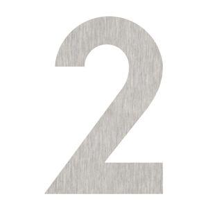 Domovní čísla číslice 2