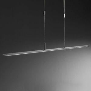 Holtkötter Epsilon - závěsné světlo LED, stříbrné