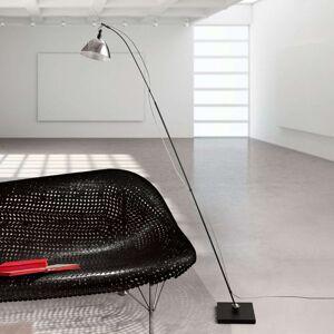 Ingo Maurer Max. Floor stojací lampa, hliník