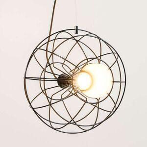 Innermost Latitude - závěsné světlo LED černé