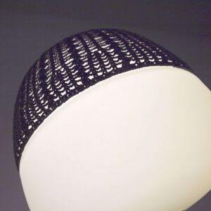 Síť pro stolní lampu Afra, černá