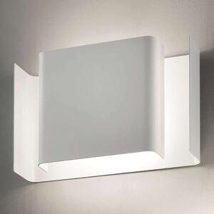 LED nástěnné světlo Alalunga v bílé