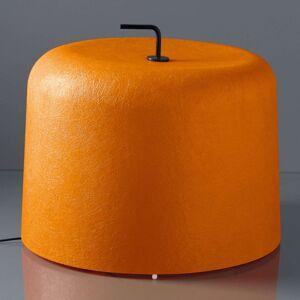 Podlahové světlo Ola Move oranžové stínidlo