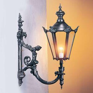 Venkovní nástěnné svítidlo Charles, černé