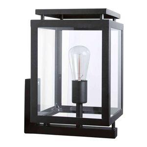 Venkovní nástěnné svítidlo de Vecht, 37 cm, černé