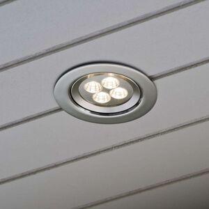 Zápustné stropní svítidlo, výkonné LED