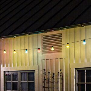Konstmide CHRISTMAS 2378-500 Venkovní party světla