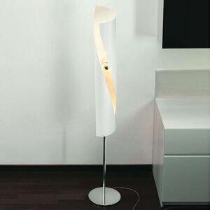 Knikerboker Hué designová stojací lampa bílá