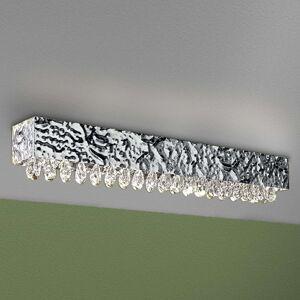Kvalitní stropní světlo MAGMA křišťálový závěs