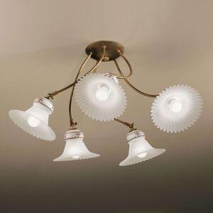 Pětizdrojové stropní světlo MAMI